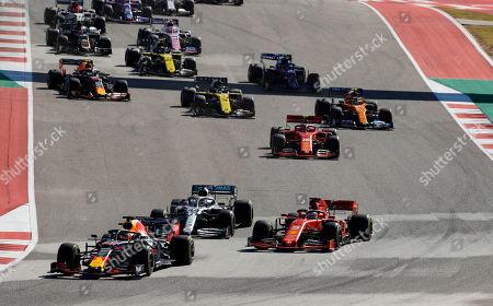 Editorial photo of Formula 1 World Championship 2018, Austin, USA - 03 Nov 2019