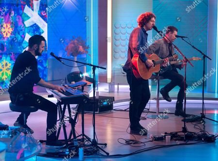 Snow Patrol - Johnny McDaid, Gary Lightbody and Nathan Connolly