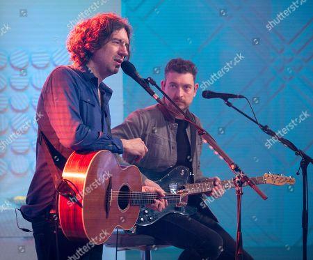 Snow Patrol - Gary Lightbody and Nathan Connolly