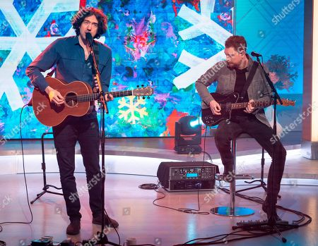 Snow Patrol - Gary Lightbody and Nathan Connolly