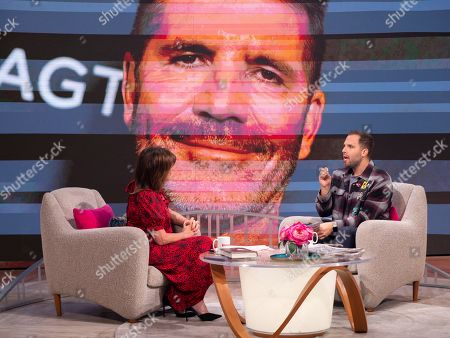 Editorial picture of 'Lorraine' TV show, London, UK - 04 Nov 2019