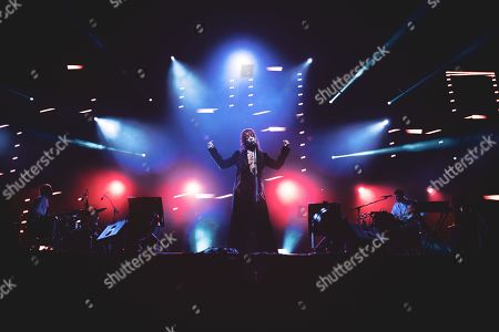 Stock Image of Kelsey Lu