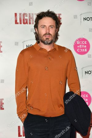 Editorial picture of 'Light of My Life' film premiere, Rome, Italy - 03 Nov 2019
