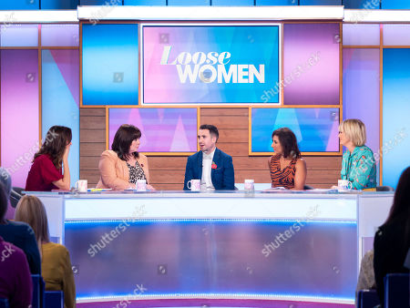Andrea McLean, Coleen Nolan, Will Bayley MBE, Saira Khan and Jane Moore