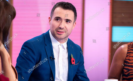 Editorial picture of 'Loose Women' TV show, London, UK - 04 Nov 2019