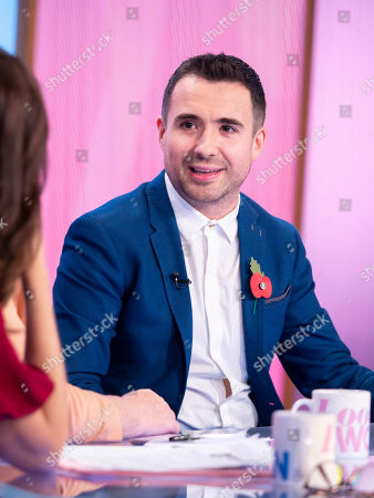 Editorial photo of 'Loose Women' TV show, London, UK - 04 Nov 2019