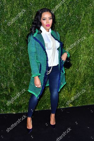 Editorial picture of Through Her Lens: The Tribeca Chanel Women's Filmmaker Program Luncheon, Arrivals, New York, USA - 04 Nov 2019
