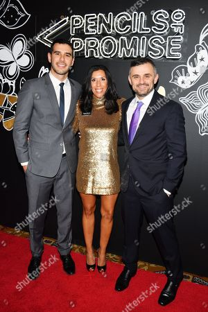 Editorial picture of Pencils of Promise Gala: An Evolution Within, Arrivals, Cipriani Wall Street, New York, USA - 04 Nov 2019