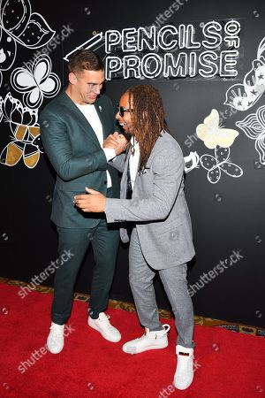 Lewis Howes and Lil Jon
