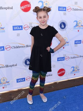 Editorial image of UCLA Mattel Children's Hospital's 20th Annual Party, Santa Monica, USA - 03 Nov 2019