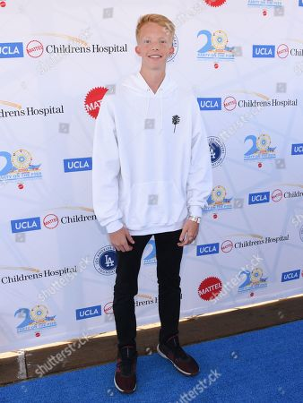 Editorial picture of UCLA Mattel Children's Hospital's 20th Annual Party, Santa Monica, USA - 03 Nov 2019