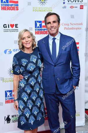Editorial photo of 13th Annual Stand Up For Heroes Benefit, Arrivals, Hulu Theater at Madison Square Garden, New York, USA - 04 Nov 2019