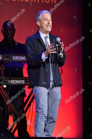 Stock Image of Jon Stewart