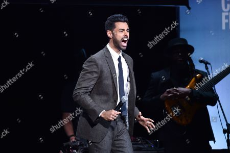 Editorial picture of 13th Annual Stand Up For Heroes Benefit, Show, Hulu Theater at Madison Square Garden, New York, USA - 04 Nov 2019