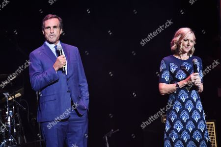 Editorial image of 13th Annual Stand Up For Heroes Benefit, Show, Hulu Theater at Madison Square Garden, New York, USA - 04 Nov 2019