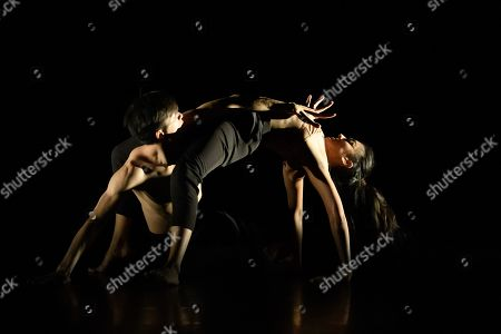 Stock Picture of Melody Tamiz and Chen Peng