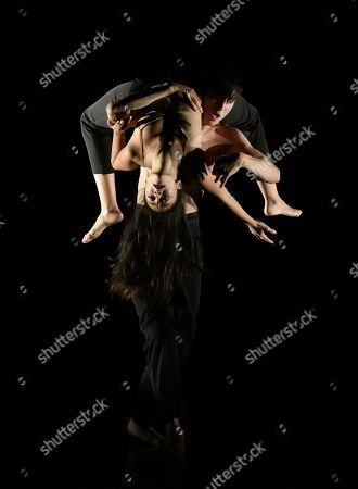 Editorial picture of 'Sin' dance photocall, Sadler's Wells Theatre, London, UK - 04 Nov 2019