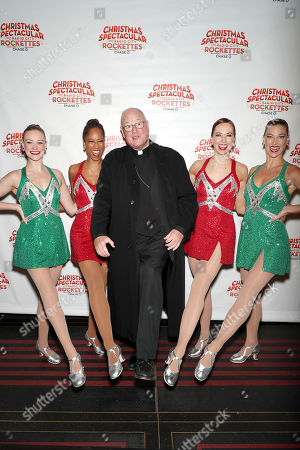 Brooke Averi, Alicia Lundgren, Cardinal Dolan, Tiffany Griffin, Melissa Hillmer