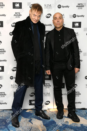 Editorial picture of Music Industry Trusts Award, London, UK - 04 Nov 2019