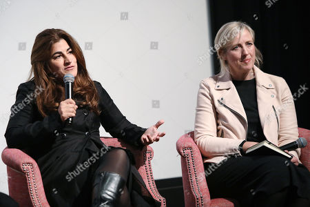 Jehane Noujaim (Director) and Carole Cadwalladr
