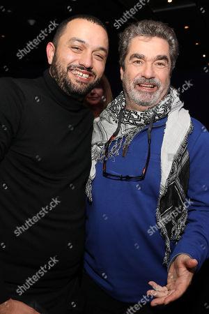 Karim Amer (Director) and Joe Berlinger