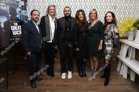 Mike Lerner (Exec. Producer), Geralyn Dreyfous (Producer), Karim Amer, Jehane Noujaim (Directors), Chris Hegedus and Nina Fialkow (Exec. Producer)