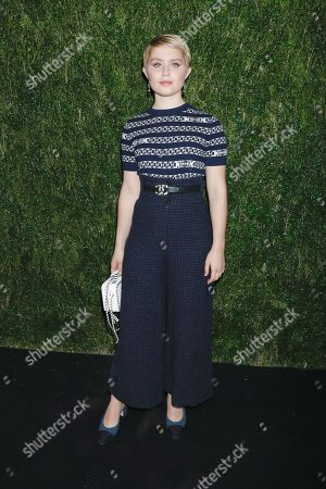 Editorial photo of Through Her Lens: The Tribeca Chanel Women's Filmmaker Program Luncheon, Arrivals, New York, USA - 04 Nov 2019