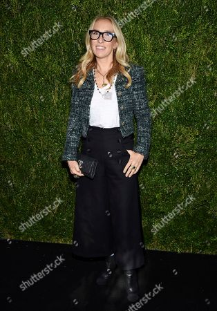 Stock Picture of Sam Taylor-Johnson attends Through Her Lens: Tribeca Chanel Women's Filmmaker Program Luncheon at Locanda Verde, in New York