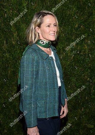 Mary Stuart Masterson attends Through Her Lens: Tribeca Chanel Women's Filmmaker Program Luncheon at Locanda Verde, in New York