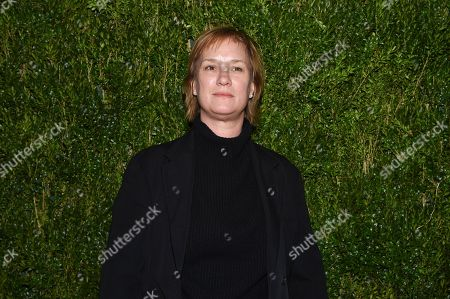 Anne Carey attends Through Her Lens: Tribeca Chanel Women's Filmmaker Program Luncheon at Locanda Verde, in New York