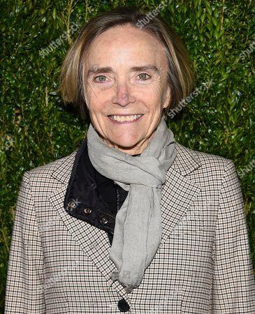 Stock Photo of Mary Lambert attends Through Her Lens: Tribeca Chanel Women's Filmmaker Program Luncheon at Locanda Verde, in New York