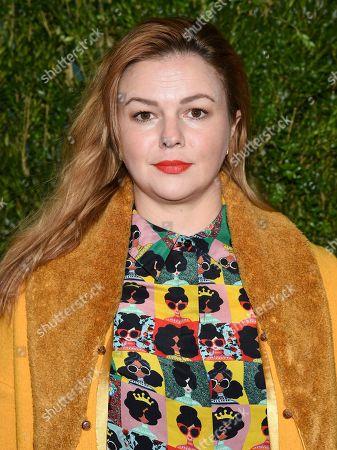 Amber Tamblyn attends Through Her Lens: Tribeca Chanel Women's Filmmaker Program Luncheon at Locanda Verde, in New York