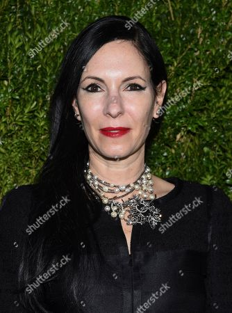 Jill Kargman attends Through Her Lens: Tribeca Chanel Women's Filmmaker Program Luncheon at Locanda Verde, in New York