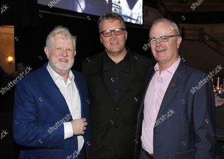 Harry Magee, Stuart Worden Munns and Richard Griffiths