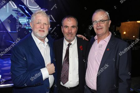 Harry Magee, David Munns and Richard Griffiths