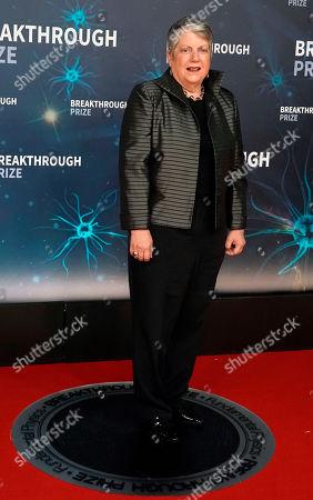 Editorial image of Breakthrough Prize Red Carpet, Mountain View, Usa - 03 Nov 2019