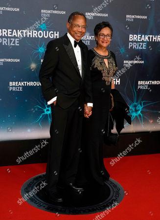 Editorial photo of Breakthrough Prize Red Carpet, Mountain View, Usa - 03 Nov 2019