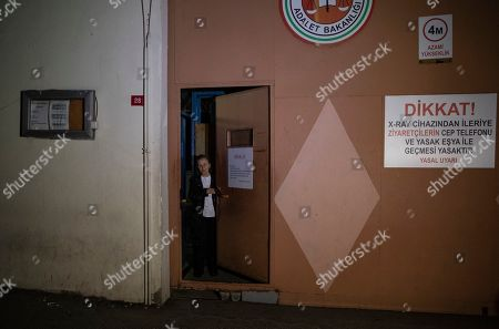 Stock Picture of Journalist Nazli Ilicak leaves from the Bakirkoy Prison in Istanbul, Turkey, 04 November 2019. A Turkish court ordered journalist Ahmet Altan and journalist Nazli Ilicak to be released.