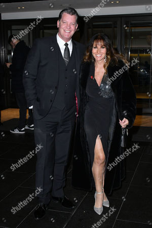 Samuel Kane and Linda Lusardi