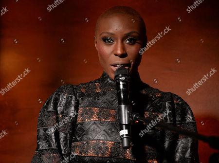 Stock Image of Laura Mvula