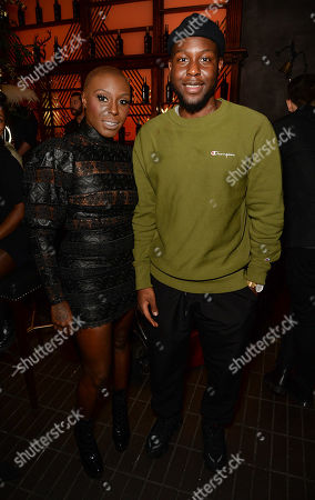 Editorial picture of Glenfiddich Grand Cru 'Heres to the Unsung Moments' Launch, London, UK - 04 Nov 2019