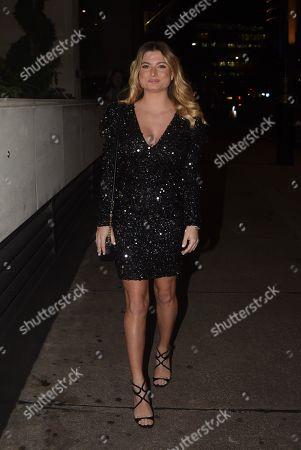 Editorial photo of London Lifestyle Awards, London, UK - 04 Nov 2019
