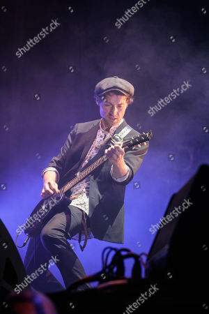 Stock Picture of Johnny Bond - Catfish and the Bottlemen
