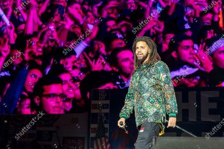 Editorial photo of 'Day N Vegas' music festival, Day 1, Las Vegas, USA - 04 Nov 2019
