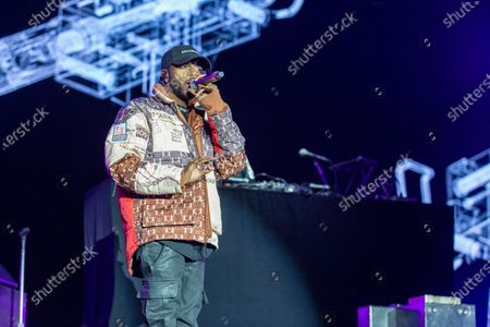 Editorial picture of 'Day N Vegas' music festival, Day 1, Las Vegas, USA - 04 Nov 2019
