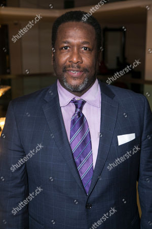 Stock Photo of Wendell Pierce (Willy Loman)