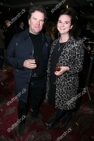 Stock Image of Douglas Hodge and Mollie Hodge