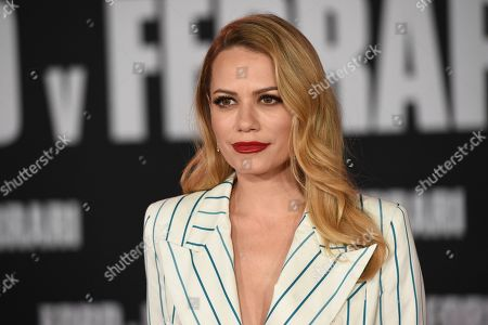 """Bethany Joy Lenz arrives at a special screening of """"Ford v Ferrari"""", at the TCL Chinese Theatre in Los Angeles"""