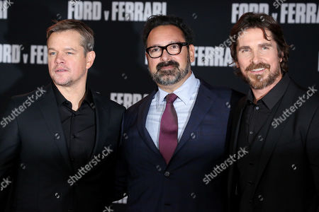 Editorial photo of 'Ford v Ferrari' film premiere, Arrivals, TCL Chinese Theatre, Los Angeles, USA - 04 Nov 2019