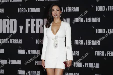 Editorial photo of Ford v Ferrari premiere in Hollywood, USA - 04 Nov 2019